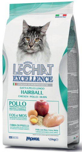 lechat excellence hairball pollo