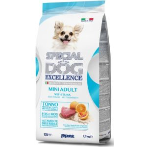 special dog excellence mini adult con tonno